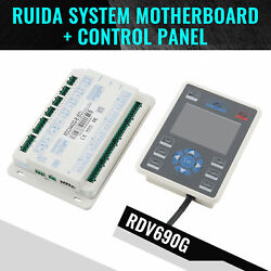 Ruida 6442g-b Replacement And Upgraded Ruida Control Panel Set For Laser Engravers