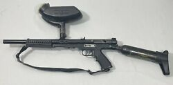 Tippmann Model 68 Special Paintball Marker Smg-60 Semi Auto
