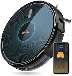 Z50 Robot Vacuum Cleaner And Mop 2 In 1 Auto Recharge Robotic 3000pa Max Suction