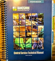 Central Service Technical Manual Crcst Workbook 8th Edition Iahcsmm