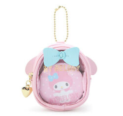 Sanrio My Melody Mini Backpack Keychain With Mini My Melody Pin 2021 From Japan