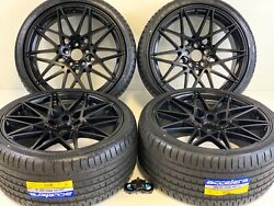 20 Stggrd Wheels Rims Tires Fit Bmw Competition 3 4 Series 528i 535i 550i 666
