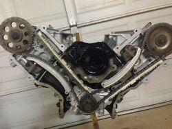4.6l Ford F150 2 Valve Reman Long Block Engine And03996-and03903-romeo-no Core Charge