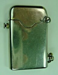 Rare Antique U.s. Pat. 1920 Thorens Single Claw Lighter Potter And Rogers Boston