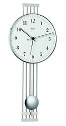 Modern clock with quartz movement from Hermle HE 70981 002200 NEW