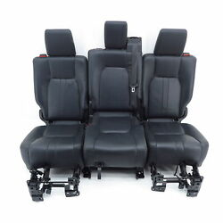 Seat Bench Land Rover Discovery Iv L319 05.10- Backsitzbank
