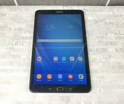 Samsung Galaxy Tab A Sm-t580 10.1 16gb Black Android Wifi Tablet Only