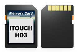Jvl Itouch Hd3 Replacement Memory Sd Card For Echo Encore Hd Touchscreen