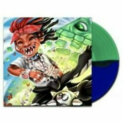 Trippie Redd - A Love Letter To You 3 Green Blue Vinyl Limited Edition Allty3