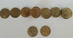 Lot Of 28 Chuck E Cheese Pizza Time Token Coin 1982-2012 Becoming Harder To Find