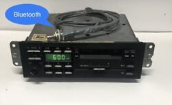 91-92 Ford Mustang Oem Radio F1zf-19b162-ab L/d Am Fm Dolby St Bluetooth Capable