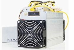 Antminer L3+ With Apw 3+ + Power Supply, Scrypt Ltc, Doge And More