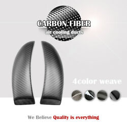 Carbon Fiber Brake Disc Cooling Air Duct Kit For Ducati 1299 Panigale R Fe 17-19