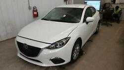Tailgate / Trunk / Decklid For Mazda 3 Assy Wht W-lights Spoiler Less Cam