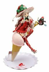 Shining Hearts Melty Christmas Ver. 1/8 Scale Pvc Painted Figure
