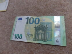 Collectable France 100 Euro 2019 Rb-serie Very Good Gift .