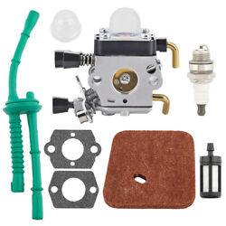 Carburetor For Stihl Fs74 Fs75 Fs76 Fs80 Fs85 Fs38 Fs55 Weedeater W/ Air Filter
