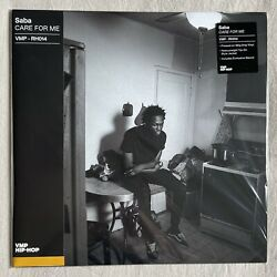 Saba Care For Me Vinyl Me Please Vmp Lp Grey Wax Sealed New In Hand