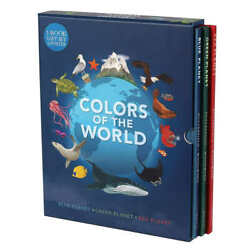Colors Of The World: 3 Book Box Set