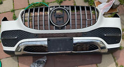 2020 2021 Mercedes Gle 350 450 Suv Front Bumper With 6 Sensors And Camera Spot 7