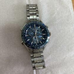 Seiko Astron Sbxb005 Gps Men's Watch From Japan Used D424