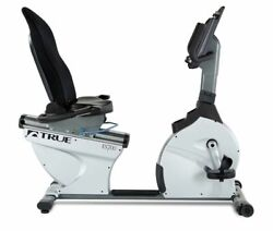 True Es700 Recumbent Bike Brand New Used Only Once