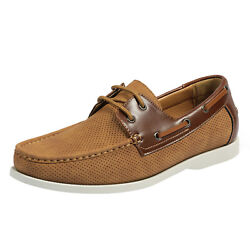 Bruno Marc Men#x27;s Casual Moccasins Loafer Classic Boat Shoes Size 5 13 US $18.99