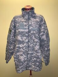 Nwot Us Army Massif Acu Elements Fleece Flame Resistant Cold Weather Xl Jacket