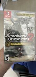 Xenoblade Chronicles 2 Torna The Golden Country Nintendo Switch Esrb New Sealed