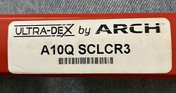 New Ultra-dex By Arch A10q Sclcr3 Indexable Coolant Thru 5/8 Steel Boring Bar