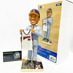 Stephen Curry Golden State Warriors 2009 Draft Day Limited Ed Nba Bobblehead