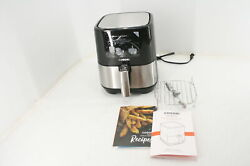 See Notes Cosori Air Fryer Oven Oilless Cooker Nonstick Basket Digital Stainless
