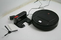 See Notes Lefant M200 Robot Vacuum Automatic Cleaner Small Self Charging 1500pa