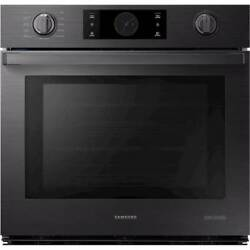 Samsung - Nv51m9770sm-30 Fingerprint Resistant Chef Collection Single Wall Oven