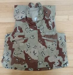 New Pasgt Vest Cover Camouflage Pattern Desert Storm 6 Color Small -medium