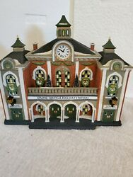 Department 56 Grand Central Railroad Station - Christmas In The City