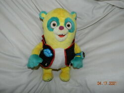 Special Agent Oso Stuffed Plush Doll Soft Toy Disney Store Exclusive Rare Htf