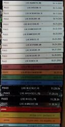 24x Pixies Cd Lot- Most Limited Edition Of 1000 Pixies Live In...and03904-05 Gd Fr/sh