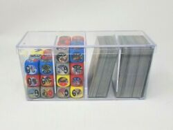 Star Wars Destiny 2016 Dice Card Game Large Lot In Sectioned Acrylic Case Euc