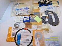 Nos Johnson/evinrude 9.9hp 15hp And A Few 25 Hp Outboard Parts