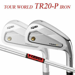 Special Order Honma Golf Tour World Tr20-p Iron Pieces Set 11 Kbs 90 Steel Shaft