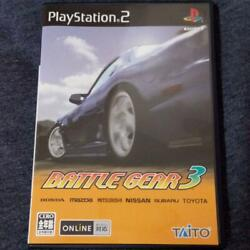 Used Ps2 Battle Gear 3 Japan Import Playstation 2