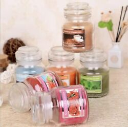 Yankee Candle Small Jar Candle Natural Wax 120 ml 4.05 . Luxury candle