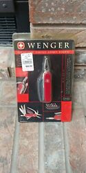 Swiss Army Wenger Rare Mini Grip Pocket Grip Minigrip Sealed In Package