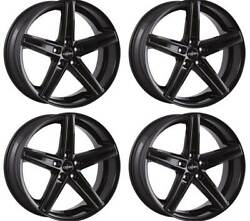 4 Alloy Wheels Oxigin 18 Concave 10.5x21 Et30 5x112 Sw For Bentley Continental