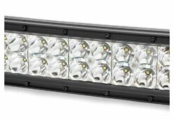 Rough Country 54 Curved Dual Row Cree Led Light Bar W/ Cool White Drl - New