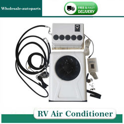 Universal 12v Electric Air Conditioner Fits For Trucks Rv Boat Yacht Bus Tractor