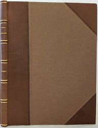 Erasmus Darwin's Plan For The Conduct Of Female Education 1797 / 1st Edition