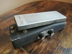 Vintage Rosac Nu Wa Fuzz 1960and039s Or 70and039s Guitar Pedal Ultra Rare