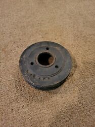 1962 Ford 3 Groove Crank Pulley 260-289 C20e-6312-c 1962-1964 P/s